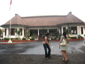 Kantor Pusat PJKA